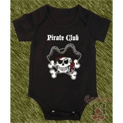 Body negro pirate club