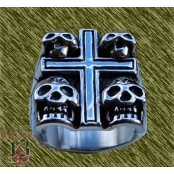 Anillo de acero, sons of anarchy