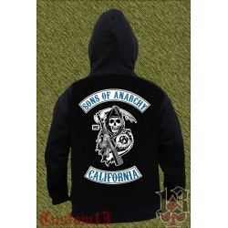 sudadera, Sons of Anarchy