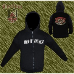 sudadera, Sons of Anarchy, men of mayhem