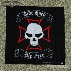 pañuelo ride hard die free