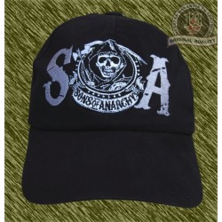 Gorra sons of anarchy, soa