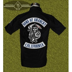 Camisa, sons of anarchy