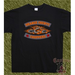 Camiseta, OCC rockers color