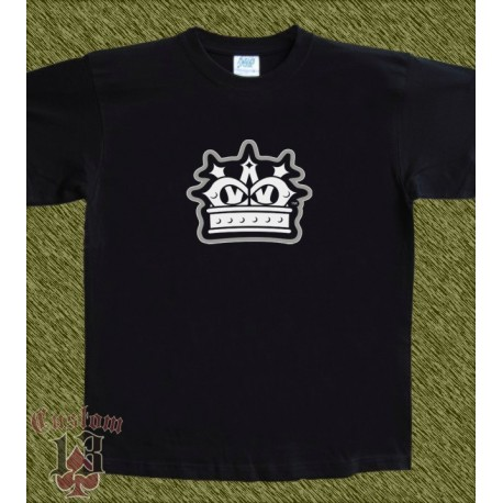 Camiseta negra, west coast customs 3