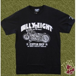Camiseta Billy eight, Kustom shop