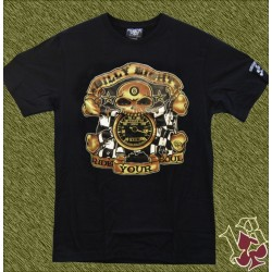 Camiseta Billy eight, ride your soul