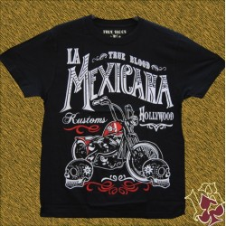 Camiseta True Blood, La Mexicana