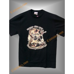 camiseta sailor jerry, rats get fat