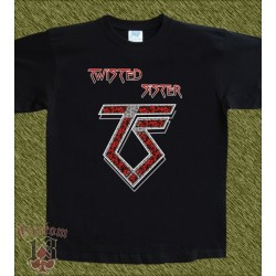 Camiseta, Twisted sister