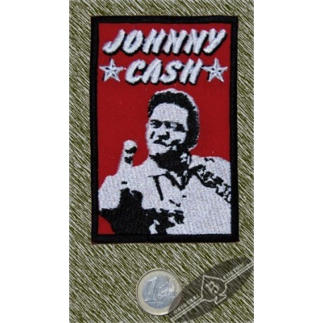 Parche Johnny Cash