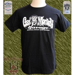 Camiseta oficial, Gas monkey logo
