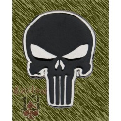 pin punisher negro