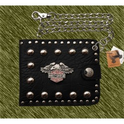 cartera de polipiel HD07