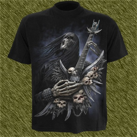 Camiseta dark13, rock star