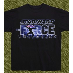 camiseta star wars, the force unleashed