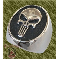 Anillo de acero, sello punisher