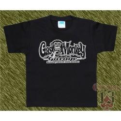 Camiseta de niño, gas monkey, modelo 2