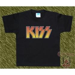 Camiseta de niño KISS