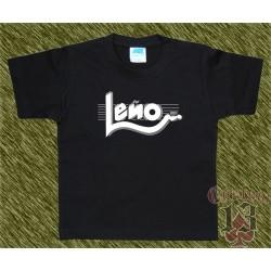 Camiseta de niño, Leño