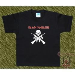 Camiseta de niños, Iron Maiden