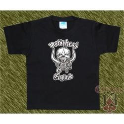 Camiseta de niños motorhead