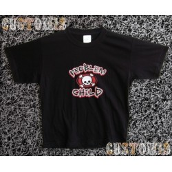 Camiseta de niños, problem child