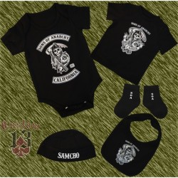 Conjunto de bebe, sons of anarchy