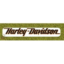 Vinilo Harley old school
