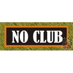 Vinilo NO CLUB