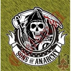 Vinilo banda sons of anarchy