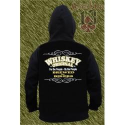 Sudadera con capucha, Whiskey original