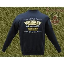Sudadera sin capucha, Whiskey original