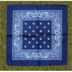 pañuelo azul dibujos