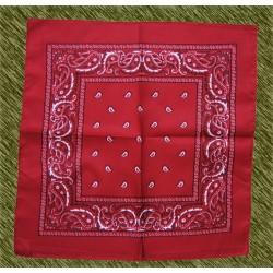 pañuelo rojo dibujos