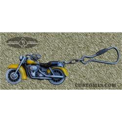 llavero moto