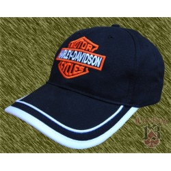 gorra Harley Davidson, doble vivo