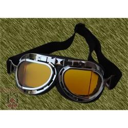 gafas retro cristal noche