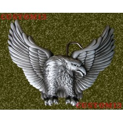 hebilla eagle wings