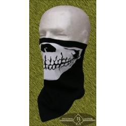 mascara esqueleto Custom13, algodón