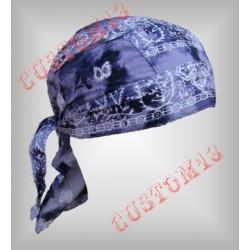 bandana cachemir morada