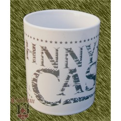Taza de porcelana, Johnny Cash