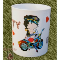 Taza de porcelana, Betty Boop