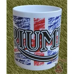 Taza de porcelana, Triumph