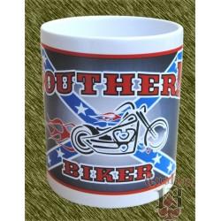 Taza de porcelana, Southern biker