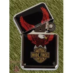 Encendedor águila logo
