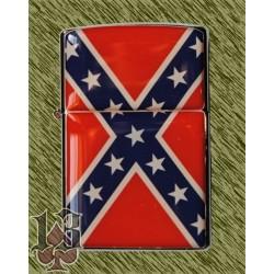 Encendedor bandera rebelde