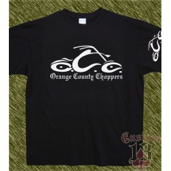 Camiseta, occ motorycles