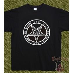 Camiseta, Pentáculo