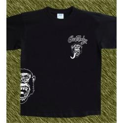 Camiseta negra, Gas monkey modelo 7